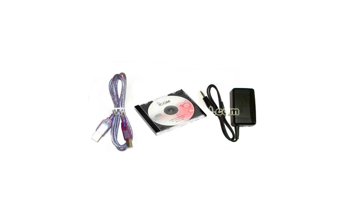 OPC-478U Cable USB de programación para equipos ICOM