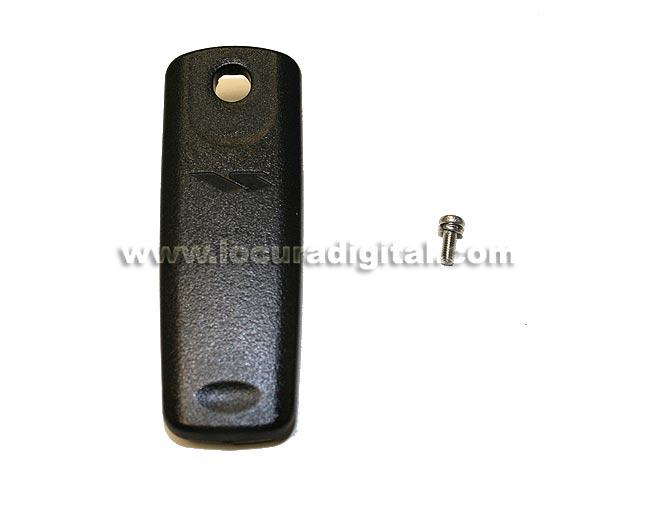 CP8914001 VERTEX clip cinturón walkies VX-351 PMR446 y VX-351 VHF y UHF