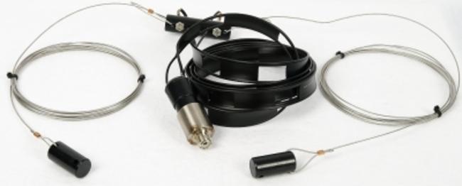 G5RV8010 MAAS Dipolo multibanda de 80 a 10 metros