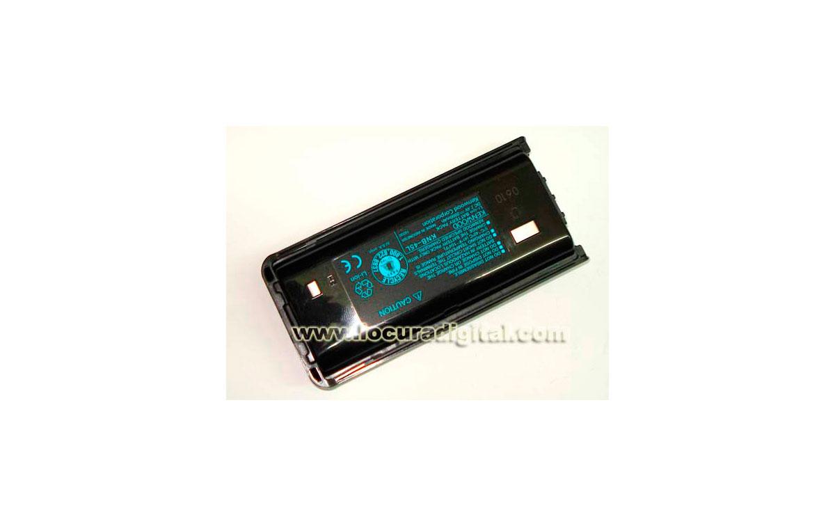 KNB45LEQ Batería EQUIVALENTE para walkie Kenwood TK-3201,  LITIO 1800mAh.