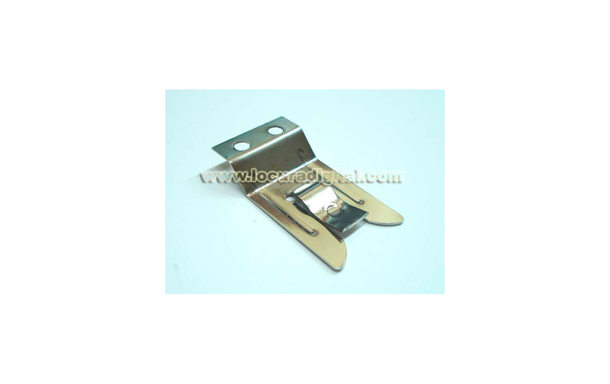 SOPMICRO Soporte universal para microfno de mano