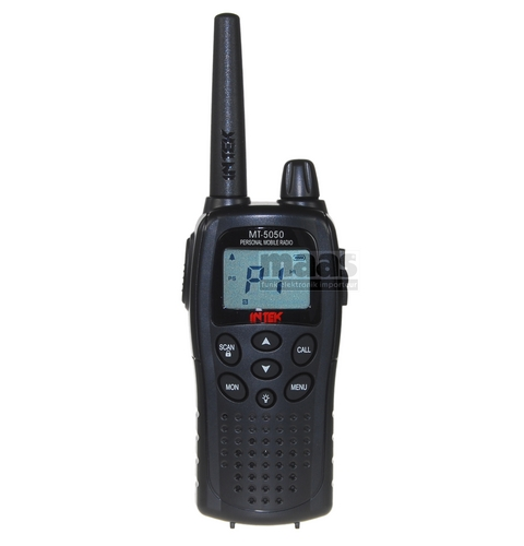 INTEK MT-5050 PMR446 FREE USE HANDHELD