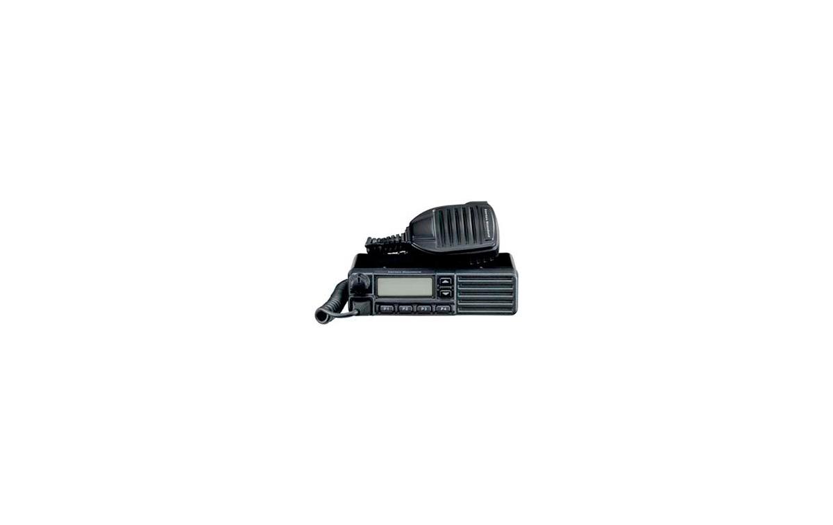 YAESU VERTEX STANDARD VX-2200. Emisora movil  VHF de tamaño pequeño  banda 134-174 mhz separacion 12