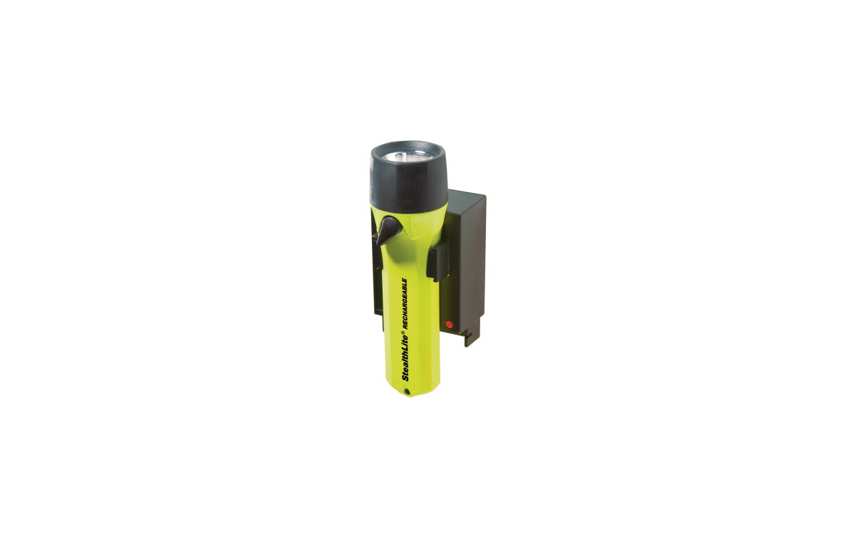 LINTERNA PELI AMARILLO STEALTHLITE RECARGABLE 2450  !! COLOR AMARILLO!!