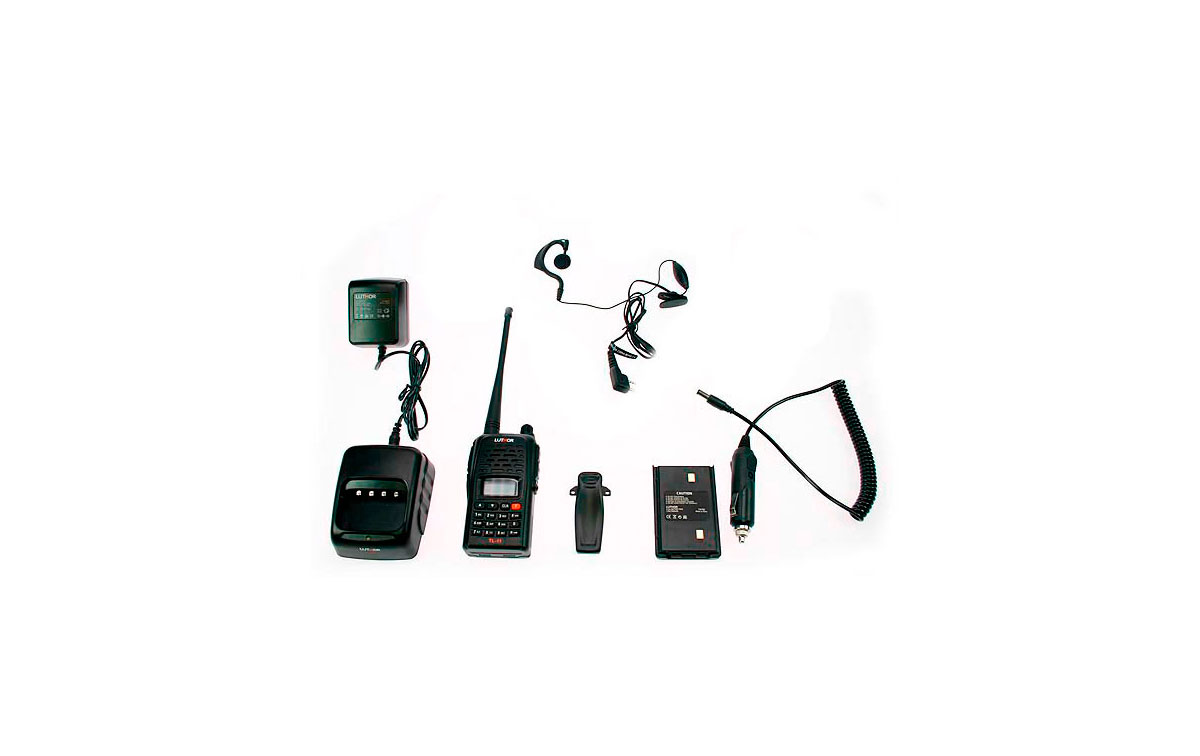 WALKIE TALKIES LUTHOR TL11 KIT1