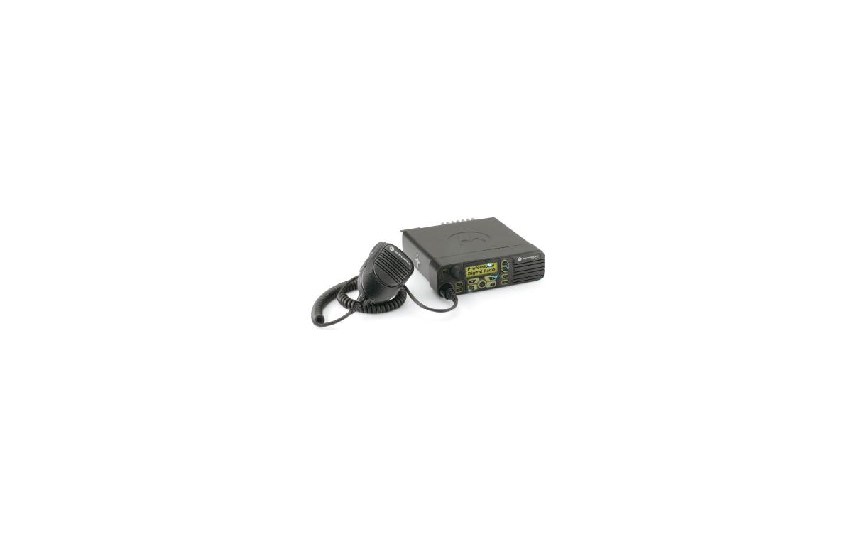 MOTOROLA DM-3601 UHF Emisora Digital - Baja potencia 1-25 W