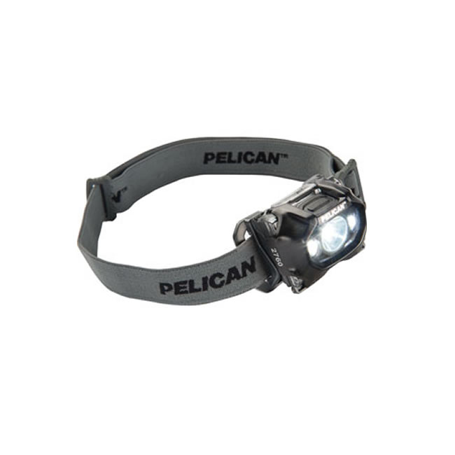 peli 2760 led linterna frontal lumens 133 color negro.