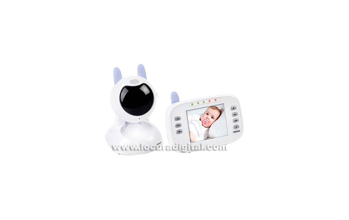 BABY-4500 TOPCOM control por video del Bebé