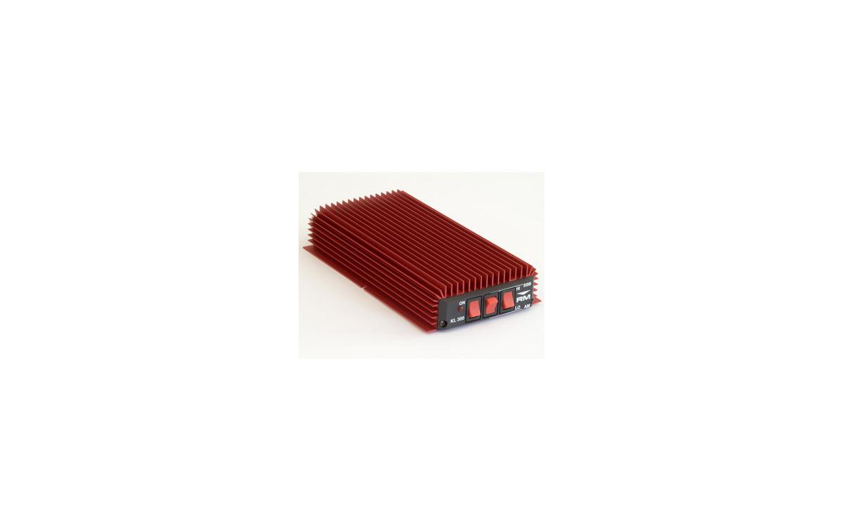 KL-300 Amplificador HF RM ITALY