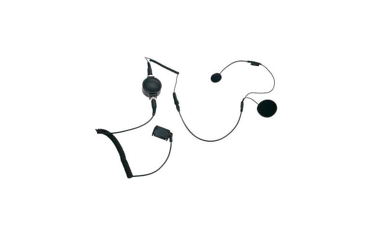 KIM130N1 NAUZER micro-altavoz especial uso en caso, walkies NOKIA TETRA THR-880 y 880i