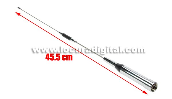 LAFAYETTE A2E NR-1000 Triband Mobile Antenna 144 / 430 / 1200 Mhz.