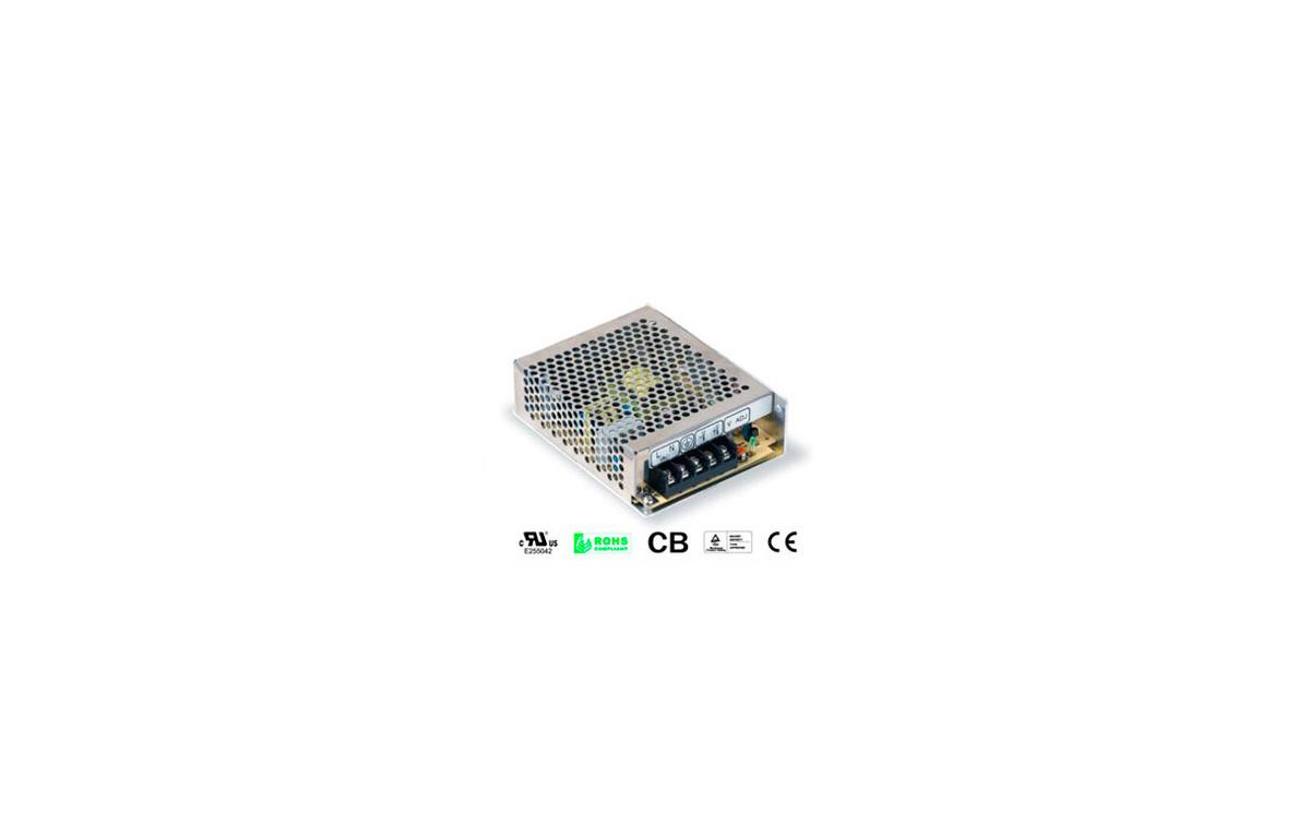 asi4024 lafayette fuente alimentación conmutada industrial 40w,voltage 24 volts. amperios 1,8 a