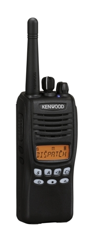 KENWOOD UHF Walkie Professional TK3312E 406,10-470 Mhz.