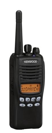 TK3312E KENWOOD walkie profesional UHF 406,10-470 Mhz.