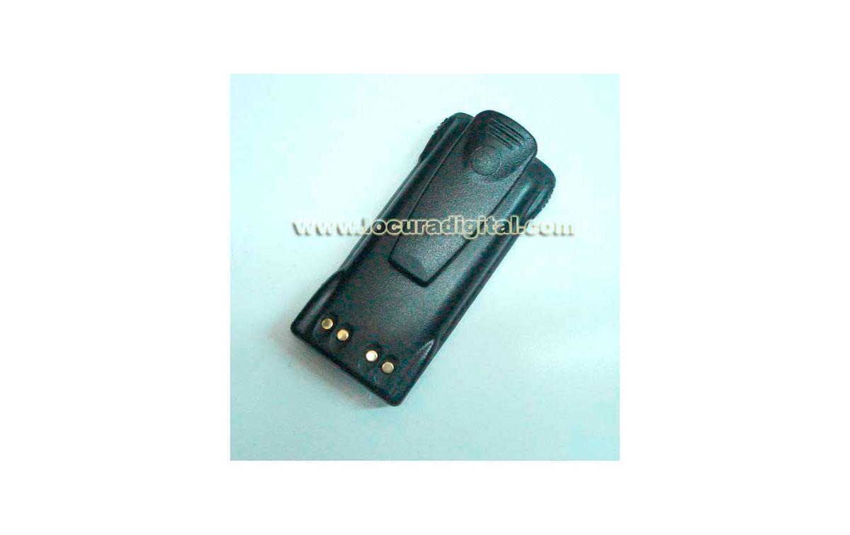 HNN9008HEQ BATERIA EQUIVALENTE (HNN9008AR o PMNN4151AR) NI-MH 7.2V / 1600 mAh PARA MOTOROLA GP1280 /