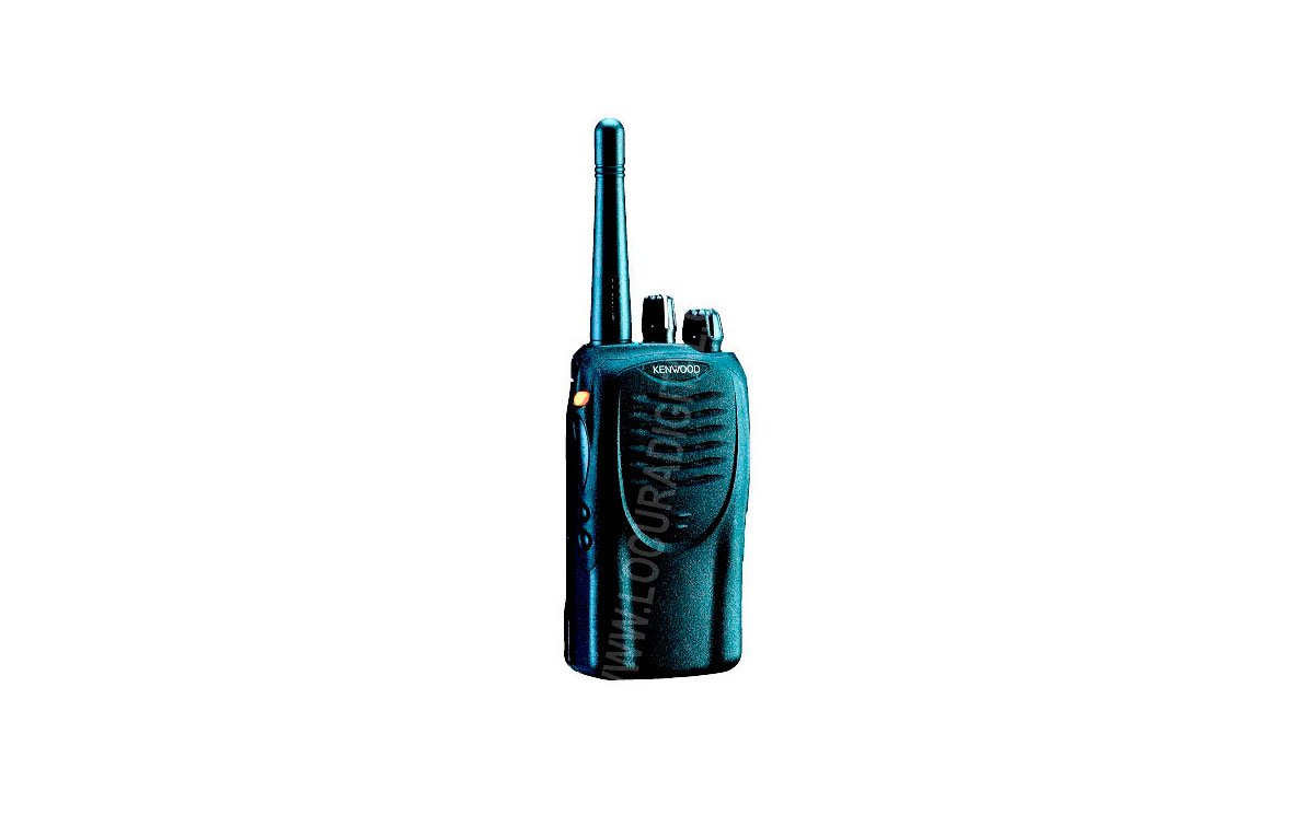 KENWOOD TK 3160 E KIT + KNB35 WALKIE USO PROFESIONAL  16 CANALES UHF 440-470 MHZ PROGRAMABLE CON PC