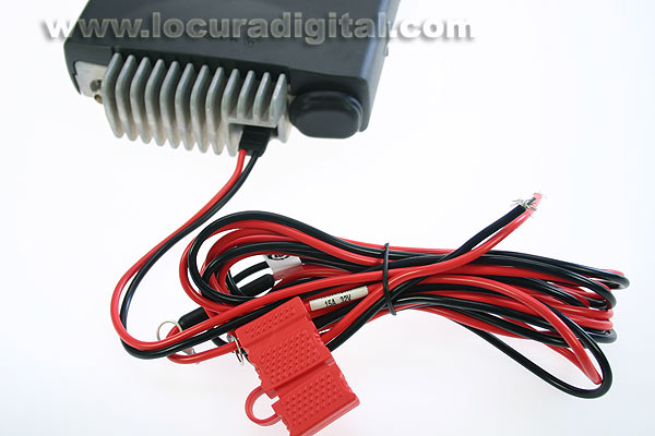 HKN4191B MOTOROLA Cable alimentación 3 metros para emisoras GM-340 / GM360