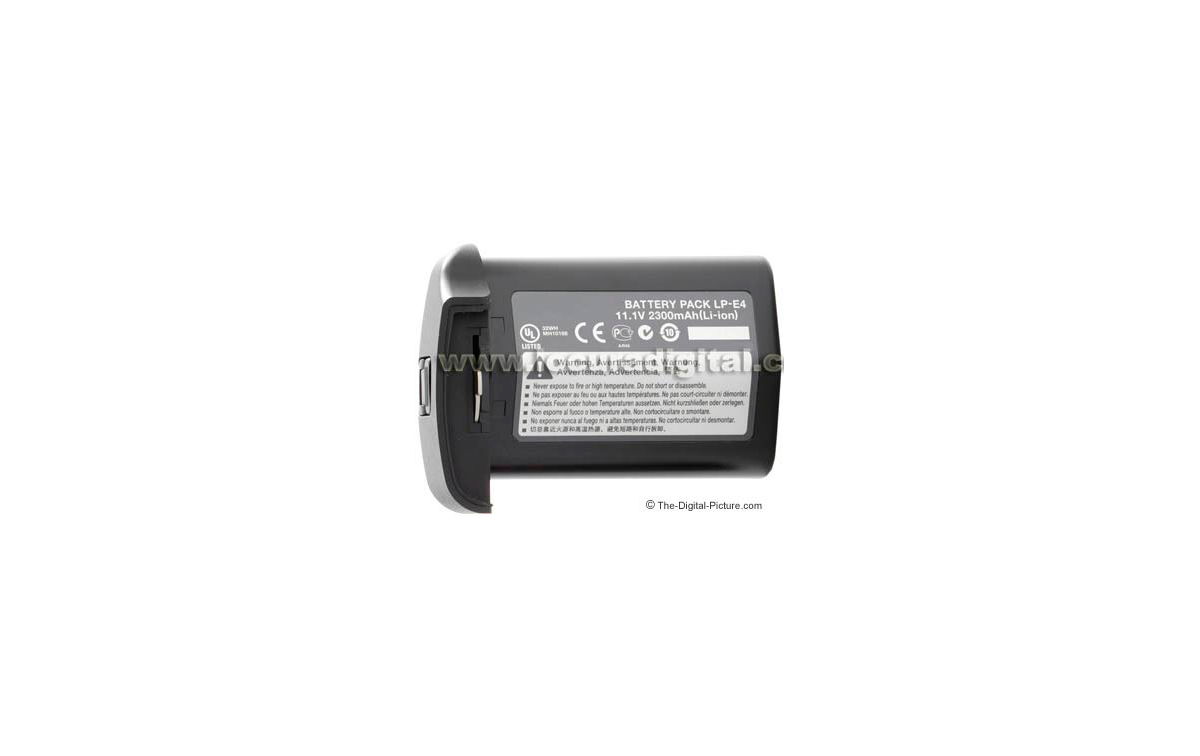 Batería DTL-LPE4 Canon, 11.1V 2200mAh