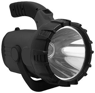 LAFAYETTE VIERLICHT linterna recargable 4 en 1 Led 3W 180 lumens / Led 1 W 90 lumens