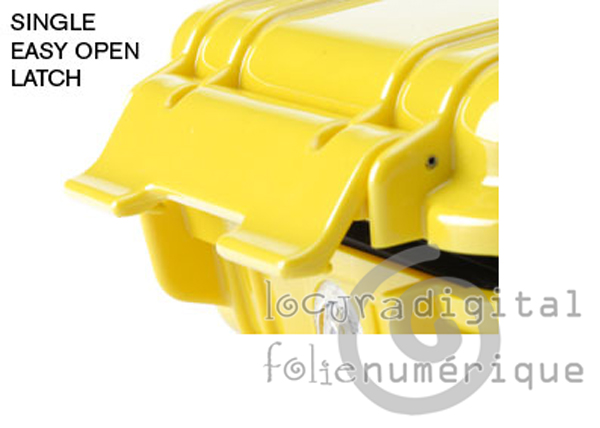 1040-026-100E Micro-Clear Protective Case-Blue