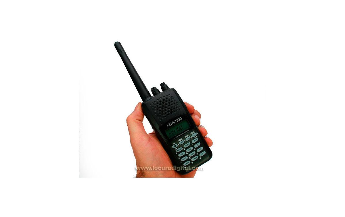 THK-20 KENWOOD WALKIE VHF 144-146