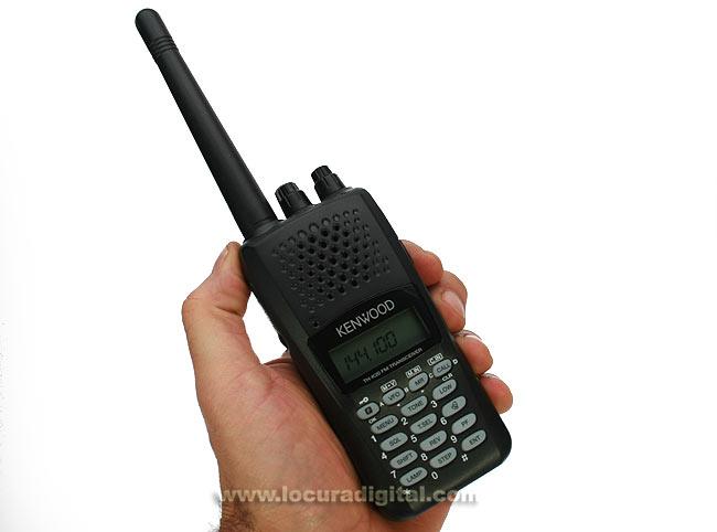 kenwood thk 20e walkie vhf 144 146