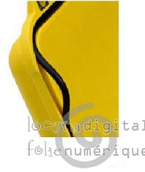 Case Yellow 1120-000-240 protection with foam.