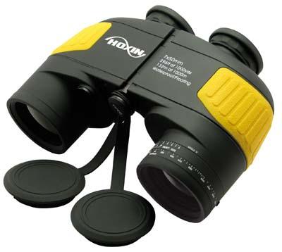 Bin?os marinhos Binocular HOXIN HB750FW 7 x 50 FLUTUANTE