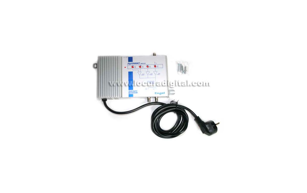 ENGEL AM-1021 Amplificador Multibanda.