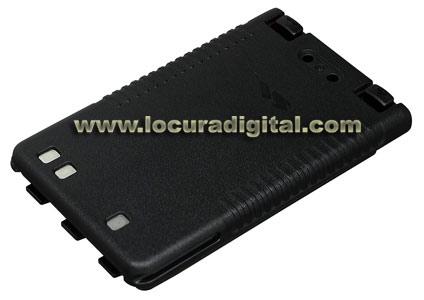 FNB-102LIEQ bateria HOXIN equivalente para Yaesu VX-8, V/1800 mAh Lithium 7,4
