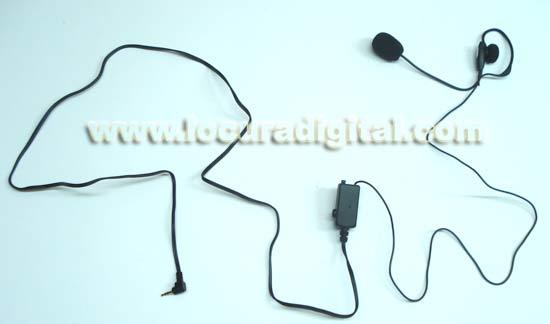 ae37 micro auricular pertiga para alan