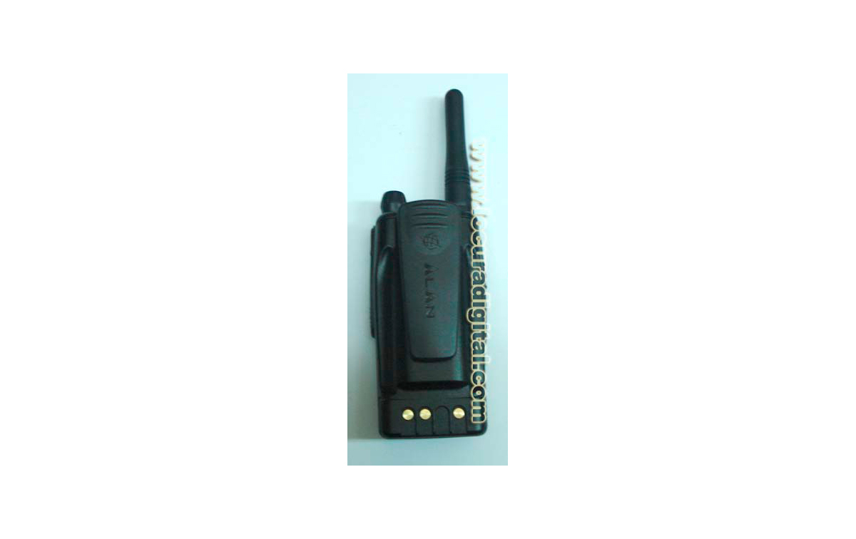 USE FREE WALKIE ALAN HP450