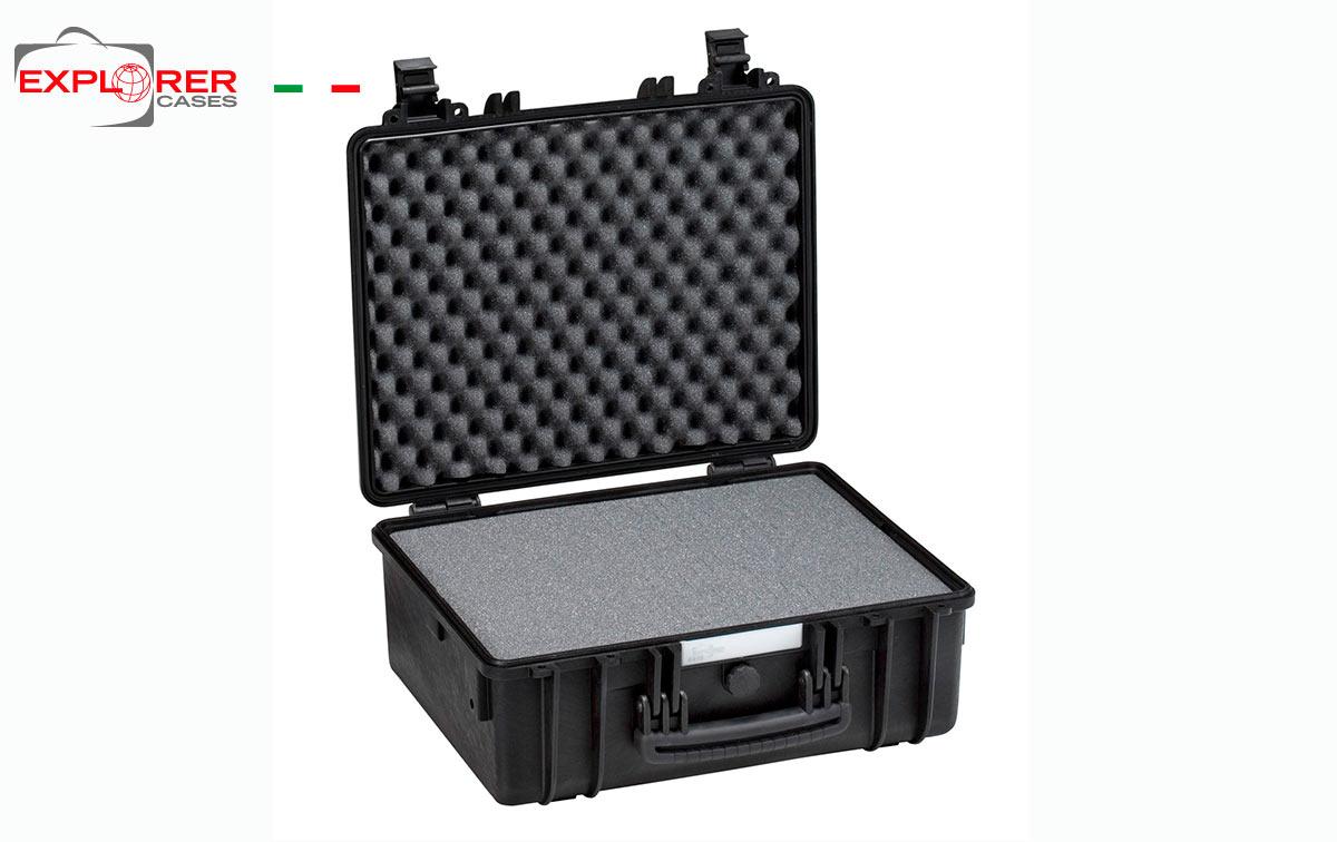 foam-4419 espumas para maletas 4419. capas de espuma precortada en el fondo y corrugada en la tapa.