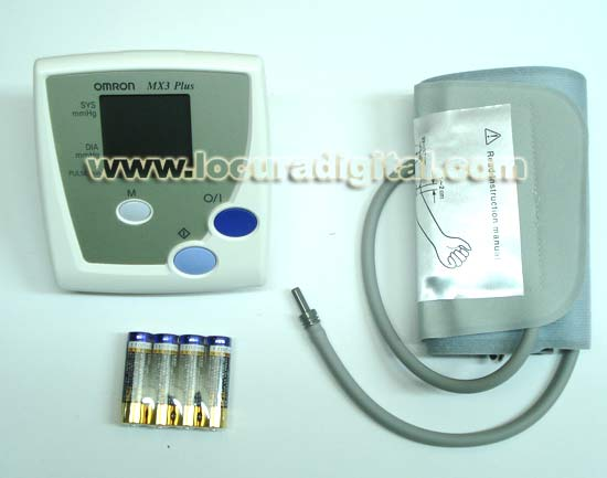 OMRON MX3 PLUS