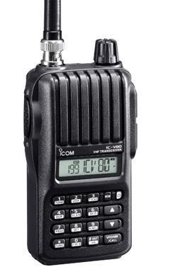 ICV80E ICOM VHF banda walkie ?a de 144 MHZ
