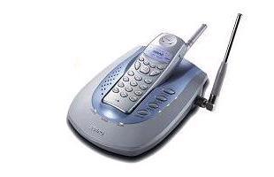 SN258-PLUS SENAO Teléfono inalambrica ALTAS PRESTACIONES.