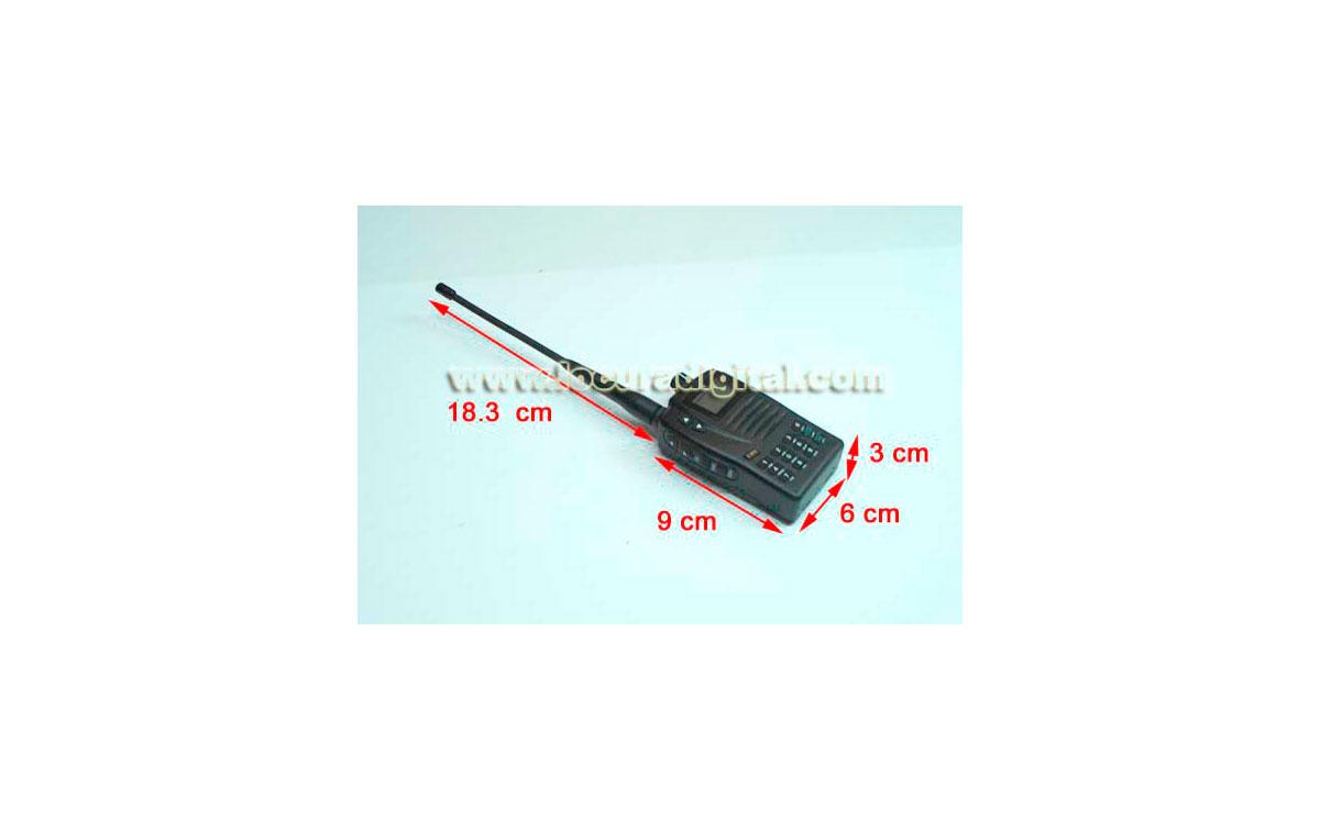 TTI TSC-300R Escaner receptor de frecuencias