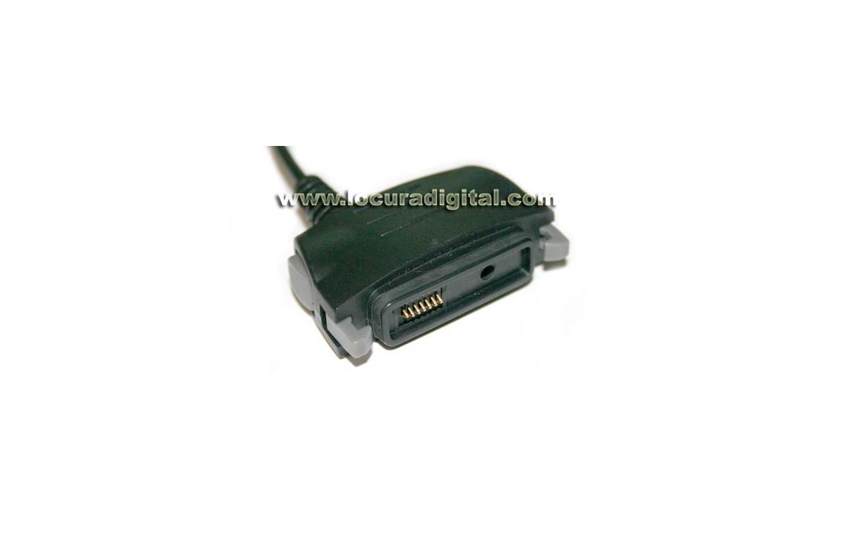 PIN-39-N1. Micro-Auricular tubular con PTT especial para ambientes ruidosos