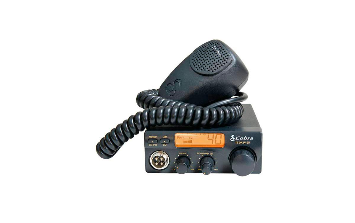 COBRA 19 DX IV EU Emisora CB 27 Mhz.