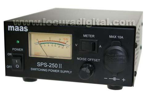 MAAS SPS-250II