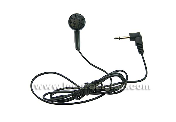 LAFAYETTE EM200 system earbud for TGS-80R GUIDE