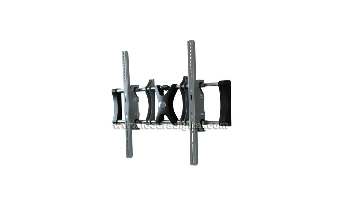 PLASMAPRO XL Plata - Soporte para TV plasma y LCD de 36 a 55 pulgadas