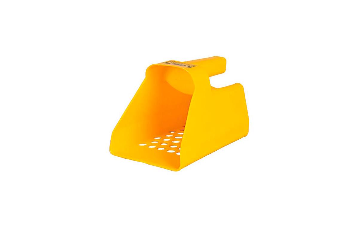 SANDS COOPE PLASTIC GARRET pala de plástico especial excavación.