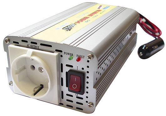 WHS150 12. 12 INVERTER 12 V. to 220 V. Power 150 WATT MAX.