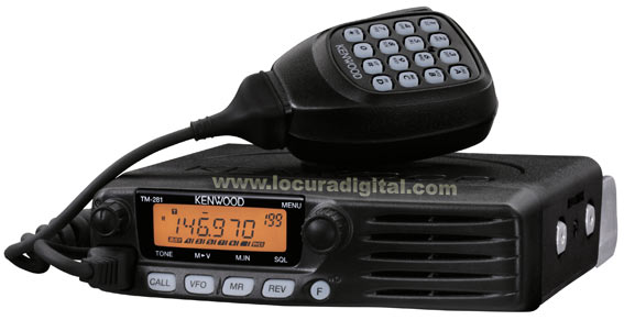 KENWOOD TM-281E Transceiver