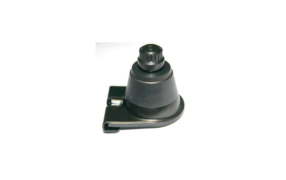 BL12. Base para maletero de rótula giratoria.