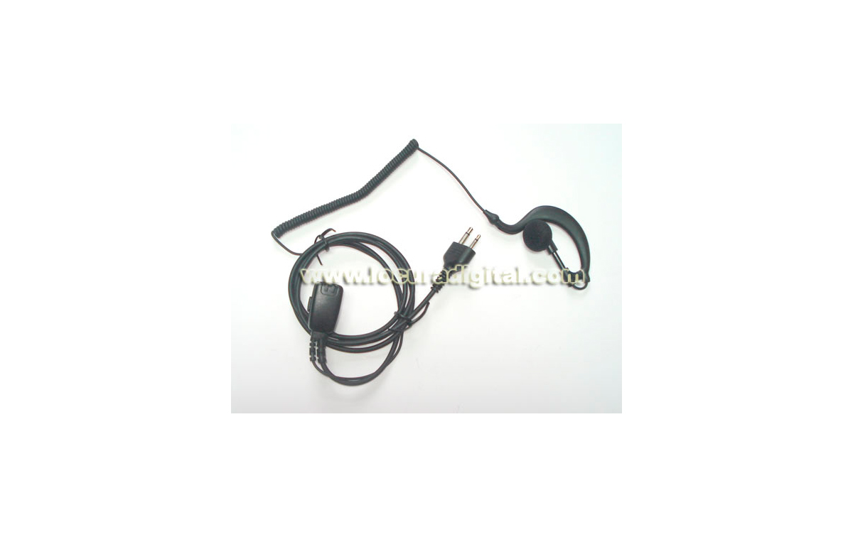 PIN29S  Micro auricular PTT  pack  10 unidades