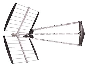 lafayette television special high performance antenna for outdoor dtt. Black Bedroom Furniture Sets. Home Design Ideas