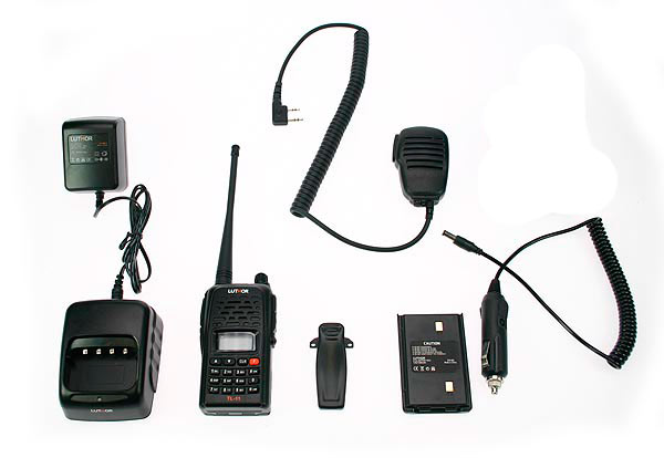 walkie talkies luthor tl11
