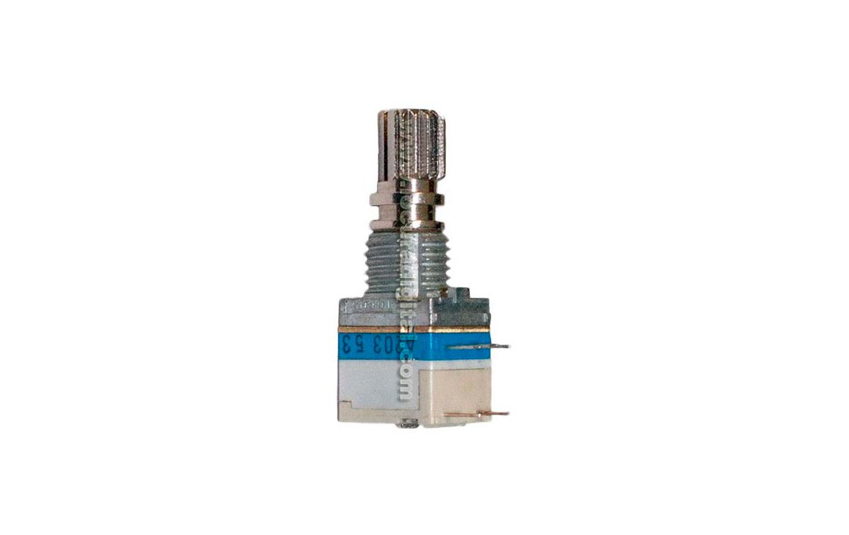 J60800236 Recambio potenciómetro volumen YAESU FT-60